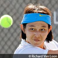 Carolyn xie tennis